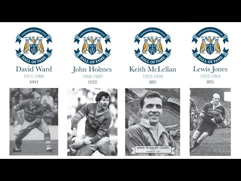 Leeds Rugby League Hall of Fame Inaugural inductees