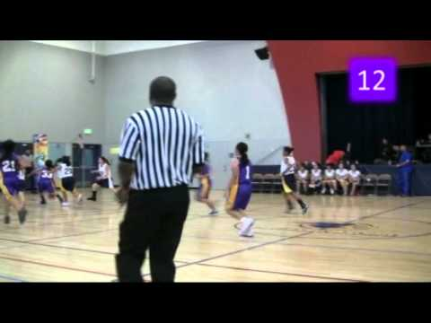 Meileen Cereno scores 43 points vs Orchard Middle School.mp4