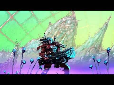 Heavy Metal Side-Scroller! (Valfaris Release Day Gameplay + Crappy Voice Over) |