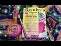 Quiet 🎧 ASMR Browsing Readers Digest Magazine, 3Dio Binaural Mic, very relaxing, chewing Bubble Gum