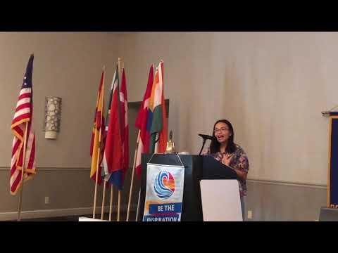 Khanh Ton Speech