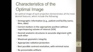 Image Analysis Ch. 1