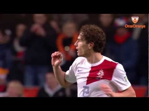 Highlights Daryl Janmaat against Romania 26-03-2013