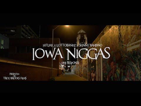 HitLikk x LottoBandz x Skinny - Iowa Niggas (DMI Response)   Shot By @TroyBoyTheBeast © 2015