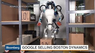 Why Is Google Selling Boston Dynamics Robotics Unit?