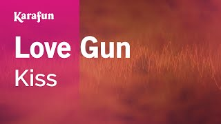 Karaoke Love Gun - Kiss *