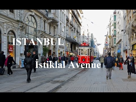 Turkey/İstanbul (Walking tour:İstiklal Avenue) Part 58