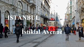 Turkey/İstanbul (Walking tour:İstiklal Avenue) Part 3
