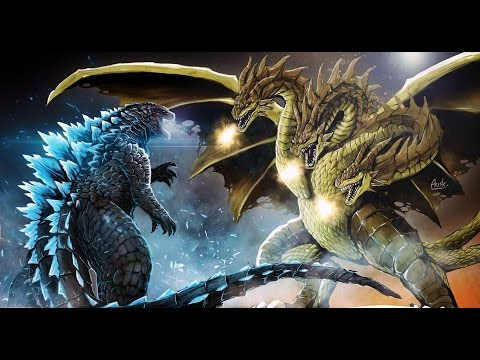 Godzilla 2- King Ghidorah's Origins (Requested by ...