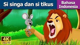 Video Si Singa dan Si Tikus - Dongeng bahasa Indonesia - Dongeng anak - 4K UHD - Indonesian Fairy Tales download MP3, 3GP, MP4, WEBM, AVI, FLV Agustus 2018