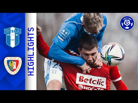 Wisla Piast Gliwice Goals And Highlights