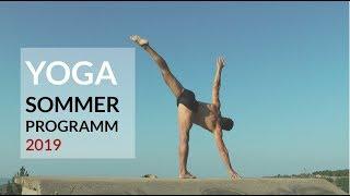 Yoga-Sommerprogramm 2019