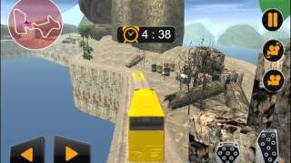 Off-Road Tourist Bus Driver 2 - Android Game 3D