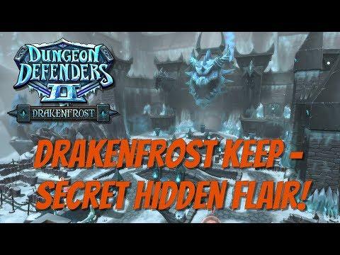 DD2 - Drakenfrost Keep Hidden Secret!