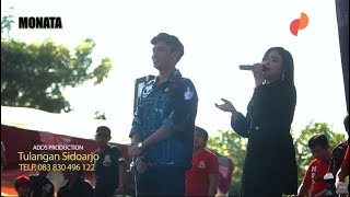 Monata   Rere Amora Ft Widhi Arjuna   Gurauan Berkasih    Pandawa Pasuruan