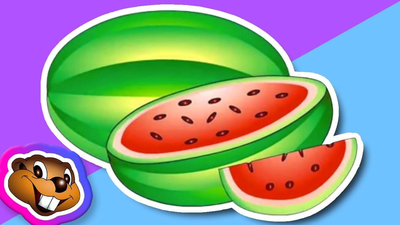 Learn Fruit Names - English Kindergarten Education - YouTube