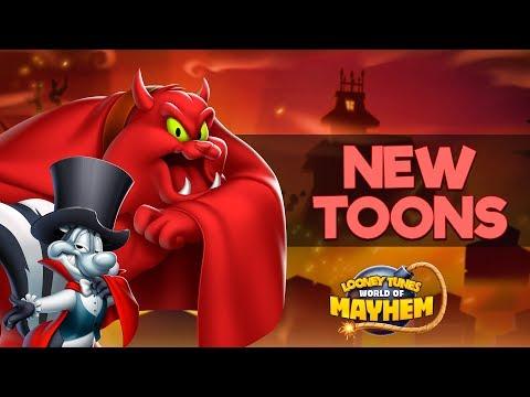 Looney Tunes World Of Mayhem   New Halloween Toons!