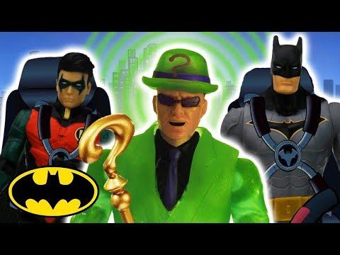 A Vingança do Charada  Batman  DC Kids