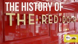 History of the Red Front Door