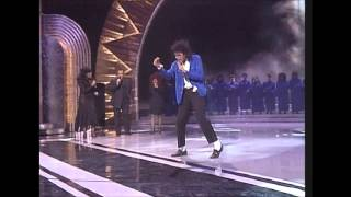 Michael Jackson  Man In The Mirror (Live Grammy Awards 1988) (HD)