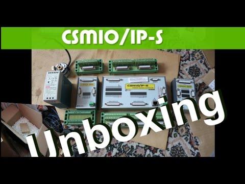Unboxing CS Lab Equipment