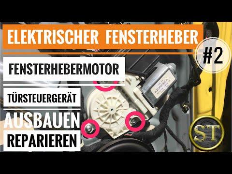 Elektrischer Fensterheber Defekt #2 | Elektronik Fahrertür Fällt Aus | Seat Ibiza 6L | VW Polo 9N