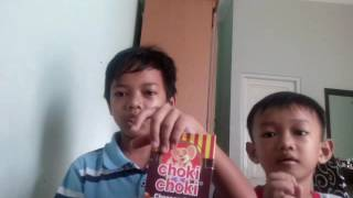 Unboxing choki choki wow dapat super rare card