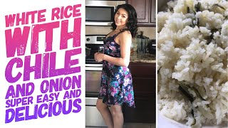 Cooking With Me: How I Make (super easy) Flavorful White Rice