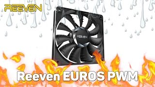 ✇ Обзор вентилятора Reeven EUROS 120mm PWM
