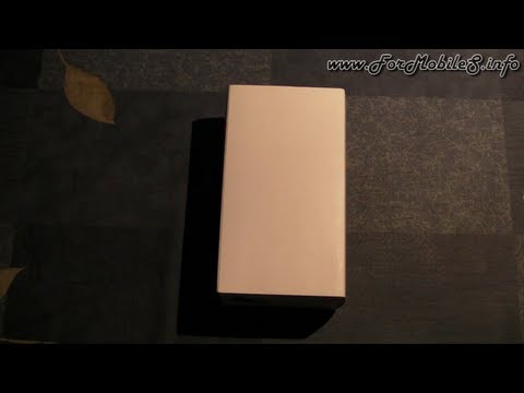 Acer Liquid E2 Duo - Unboxing