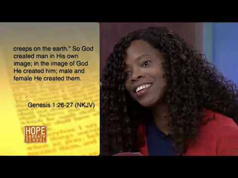 Hope Sabbath School: Lesson 1 - Creation and Fall