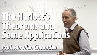 The Herglotz's Theorems & Some Applications thumbnail