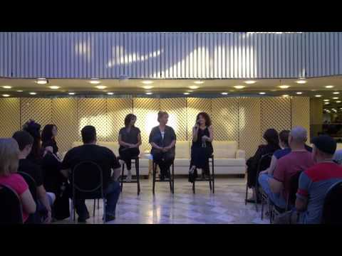 Ladies of the Evil Dead Panel- 2016 CT HorrorFest