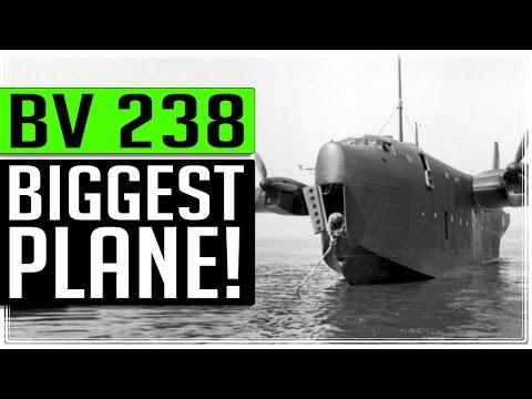 BV 238 - War Thunder biggest plane!