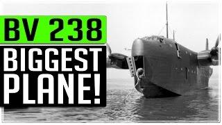 bv 238 war thunder biggest plane