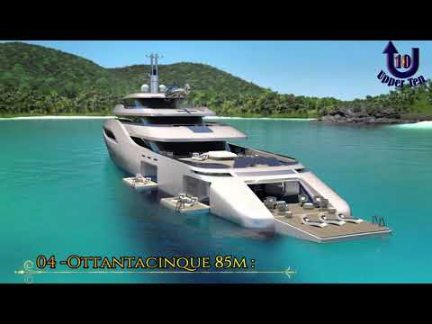 8 Future Concept Yachts YOU MUST SEE
