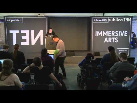 re:publica 2016 – eve massacre: VR und Kunst - Anything goes? Warum es sollte. on YouTube
