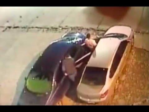 Delincuentes Ya No Solo Rompen Vidrios De Los Carros, Ahora Hasta Los Cortan | Noticias Caracol