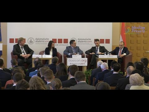 Europe under pressure: Cyber Security (discussion round)
