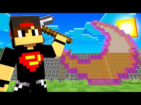 ماين كرافت مودات : بناء هلال رمضان الاسطوري | Minecraft !! 😱🔥