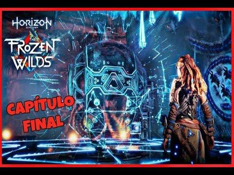 Horizon Zero Dawn The Frozen Wilds | CAPÍTULO FINAL | ¡¡Las respuestas de Cyan!!