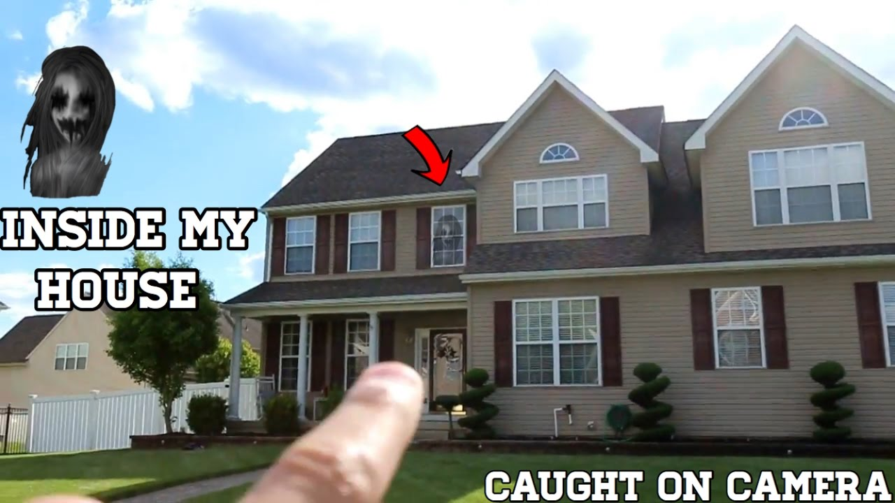 Creepy Girl Ghost In My House Caught On Camera Youtube