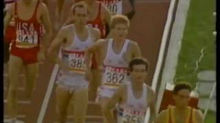 Coe, Ovett & Cram - 1500m Final,  Olympic Games, Los Angeles 1984