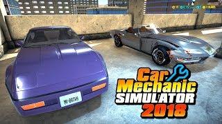 "ZŁOMKI ZA 150 000$ - Car Mechanic Simulator 2018 ""SAKURA MOON MISJA!"" #05  [PL/HD]"