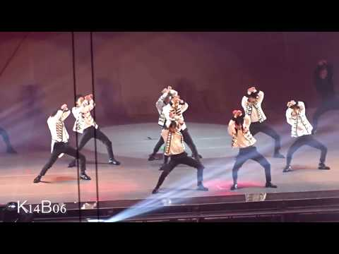 171124 EXO 엑소 - 전야 + Forever + KoKoBop - EXO PLANET #4 - The ElyXiOn in Seoul [직캠]