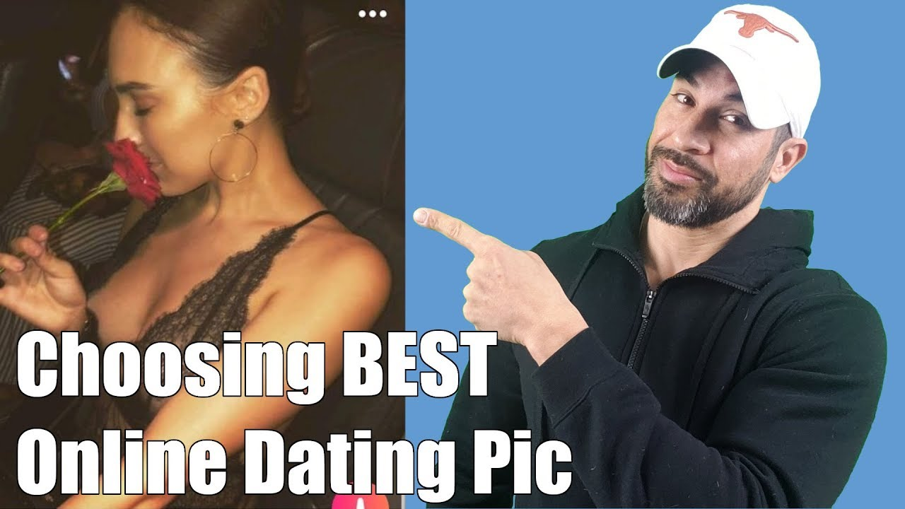how to choose your online dating photos