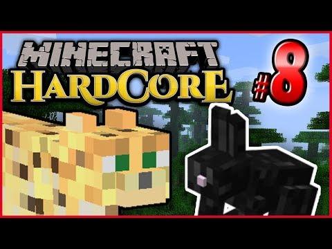 Minecraft HC #6! - Part 8 (TO THE JUNGLE!)