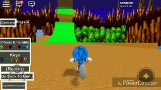 Sonic planet 4 ( roblox) part 5