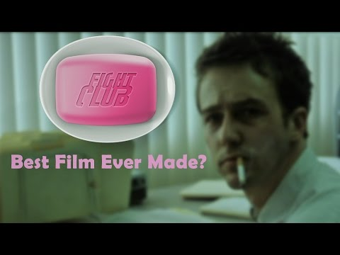 A review of the film fight club