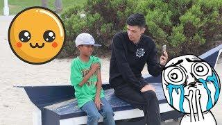 AW! HEARTWARMING! ★ Little Fan Meet his Hero Trainer Tips! ★ Pokémon GO